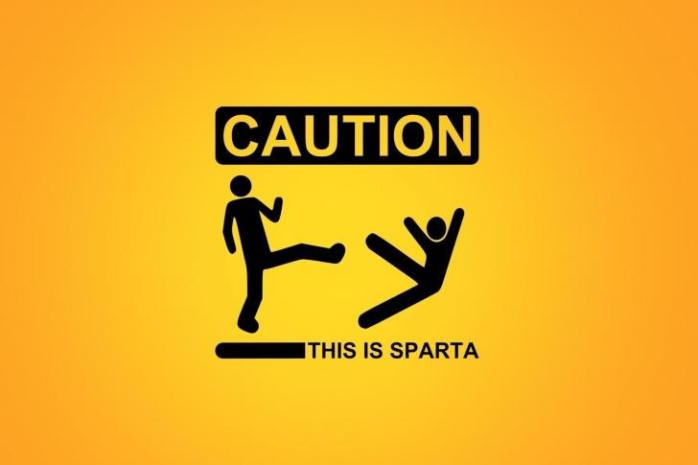 Minimalistic-Sparta-Signs-Funny-Warning-Caution-Stick-Figures-Simple-Yellow-Background-Kicking-25--485x728